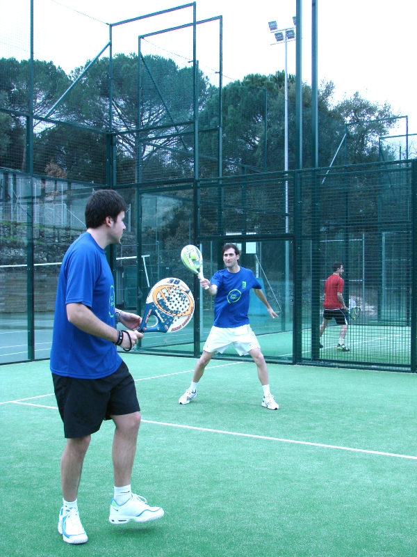 INTENSIVE - Introduction to padel (Mon to Thur, 9 am to 11 am or 4 pm to 6 pm) (1+1 ECTS)